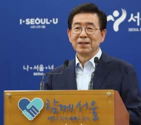 보폭 넓히는 박원순…베이징대 강연, <!HS>리커창<!HE> 총리 면담도
