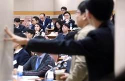 """탄핵 표결 직전 자리뜬 판사 """"투표 했었다면···자책감"""""""