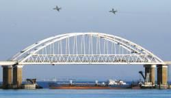 [사진] <!HS>러시아<!HE>, 벌크선으로 우크라이나 통행 봉쇄