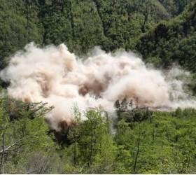 지난해 풍계리 <!HS>핵실험<!HE> 2차 지진은 80미터 동굴 무너진 탓