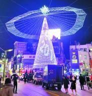 부산 대표 겨울 축제, 크리스마스 트리 문화축제 막 오른다