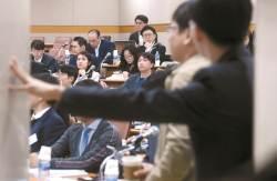 """""""일선 판사들 의견과 달랐다""""…탄핵 찬성한 법관회의 대표 교체 주장"""