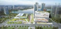 [분양 포커스] 컨벤션센터·백화점·아쿠아리움·호텔 아우르는 랜드마크 복합단지 내 상가