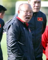 '항서 매직' 베트남, FIFA랭킹 100위로 껑충