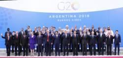 G20 정상회의 열린 부에노스아이레스 인근서 규모 3.8 <!HS>지진<!HE>