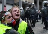 [서소문사진관]'노란조끼 '시위 전 유럽으로 번지나?