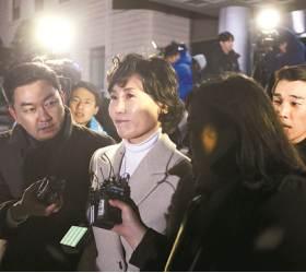 [사진] 검찰, <!HS>김혜경<!HE><!HS>씨<!HE> 소환 … 기소 여부 곧 결정