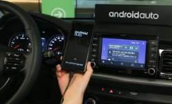 스마트폰이 내 차안으로 … 구글·애플 '카+폰 서비스' 전쟁