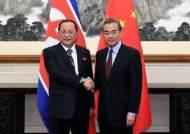"""시진핑 """"북·미 협상 진전 희망"""" 이용호 """"비핵화 계속 힘쓸 것"""""""