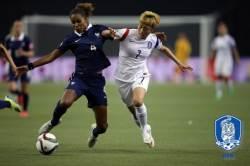 개최국 프랑스와 개막전…여자축구 월드컵 16강 가시밭길