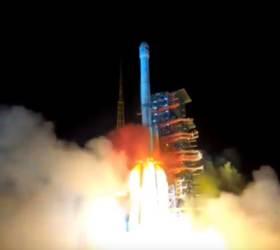 중국의 우주야심…아무도 못가본 <!HS>달<!HE> 뒷면 <!HS>탐사<!HE>선 쐈다