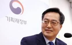 """떠나는 김동연, 한국당행? """"난 文정부 초대 부총리다"""""""