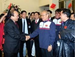 권력서열 2위 베트남 총리, 박항서호에 격려편지