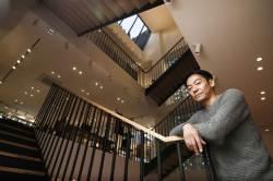 미술관인듯 북카페인듯…문화가 흐르는 패션몰 '스페이스 H'