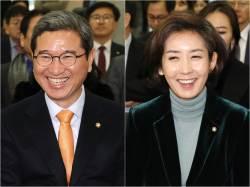 [<!HS>미리보는<!HE> <!HS>오늘<!HE>] '친화력' 김학용·'인지도' 나경원…한국당 선택은?