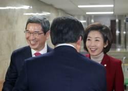 """김학용 """"난 흙수저···기득권 아닌 국민 정당 만들 것"""""""
