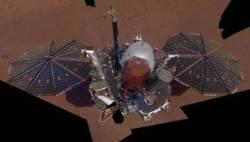[사진 속 우주] NASA, 화성 탐사선 인사이트호 완전한 모습 공개