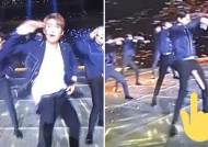 WANNA ONE LAI KUANLIN's Pants Get Ripped During MAMA Japan Showing Too Much Skin