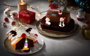 [먹자GO] SNS 인증샷에 딱 좋은 X-마스 케이크