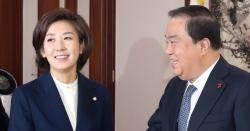 [미리보는 오늘] '나경원 선출' 첫 여·야 5당 원내대표 회동…선거제 개편 접점 찾을까요?
