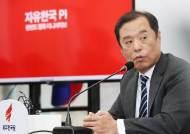 """정청래 """"인적 쇄신안은 살생부…한국당 쪼개질 수도"""""""