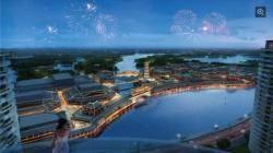중국이 건설중인 세계 최대 호텔 플렉스, 스케일이..