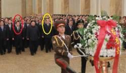 미국이 제재한 최용해, 김정은 바로 옆에 세웠다
