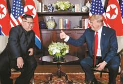 """트럼프 """"전략적 인내 실패""""라더니…<!HS>오바마<!HE>의 길 따라가나"""