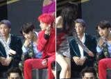 What SUNMI Did For BTS V When She Saw Him Sitting By Himself