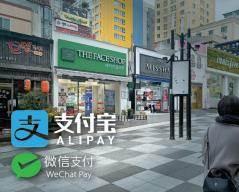몰려오는 중국 QR 결제 서비스…유학생 등록금도 낼 수 있다