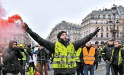 [강찬수의 에코파일] 프랑스 노란조끼 시위 뒤에는 탄소세 있었다