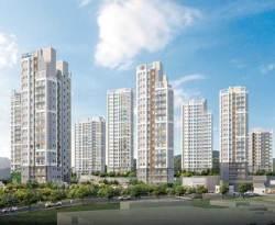 [건설·부동산] 새 주택 통합 브랜드 적용한 첫 아파트