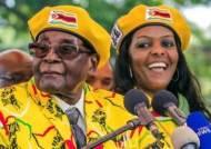 前 짐바브웨 대통령 부인, 전기코드로 남아공 모델 폭행