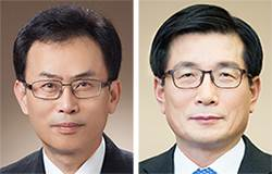 <!HS>신동빈<!HE>의 '뉴 롯데' 이끌 투톱 교체…화학 김교현, 식품 이영호 체제로