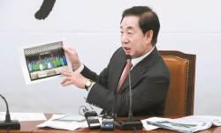 """김성태 딸 채용의혹 제기…김 """"<!HS>특감반<!HE> 사찰 논란 물타기"""""""