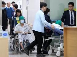 '강릉펜션 참사' 학생들 상태 호전…3명은 아직 의식 못 찾아