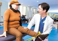 [건강한 가족] 무릎 퇴행성 관절염 노인 5000여 명, 당당히 걸을 수 있게 도왔다