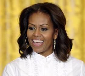 힐러리 제친 미셸 <!HS>오바마<!HE> '미국인이 가장 존경하는 여성' 1위