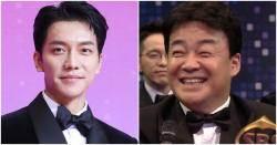 '2018 SBS 연예대상' 주인공은 이승기…백종원 무관에 그친 이유