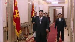 """김정은 신년사 발표 """"완전한 비핵화, 불변한 입장·나의 확고한 의지"""""""
