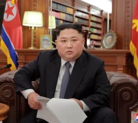 북한 신년사, 핵무장 '전략국가 지위' 과시…<!HS>남북관계<!HE> 전향적 태도 가능성도