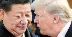 """트럼프 """"中과 <!HS>무역<!HE>협상 잘 되고 있어…타결되면 증시 상승"""""""