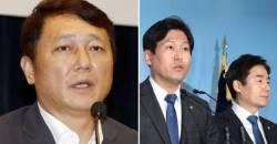 """최재성 """"이용호·손금주 입·복당 신청 거둬달라…구정치"""" 첫 반대 입장"""