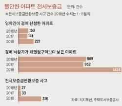 <!HS>깡통전세<!HE> 사고 작년 10배 늘어…서울 갭투자 지역도 비상