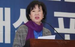 """'신재민 비하 논란' 손혜원, 언론에 """"예의 갖춰라"""""""