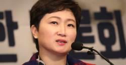 한국당 행사에 또 참여하는 이언주…손학규 단식 릴레이 땐 불참