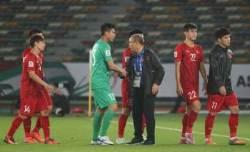 '박항서호' 베트남, 亞컵 이라크에 역전패...18경기 무패 행진 마감