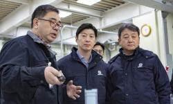 허세홍 '우문현답'…GS칼텍스 연구소·공장 연이틀 방문