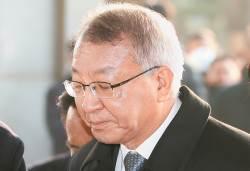 [속보] 검찰, 양승태 전 대법원장 사흘만에 재소환
