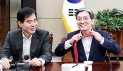 문 대통령 오늘 재계와 대화…이재용 부회장 청와대 참석
